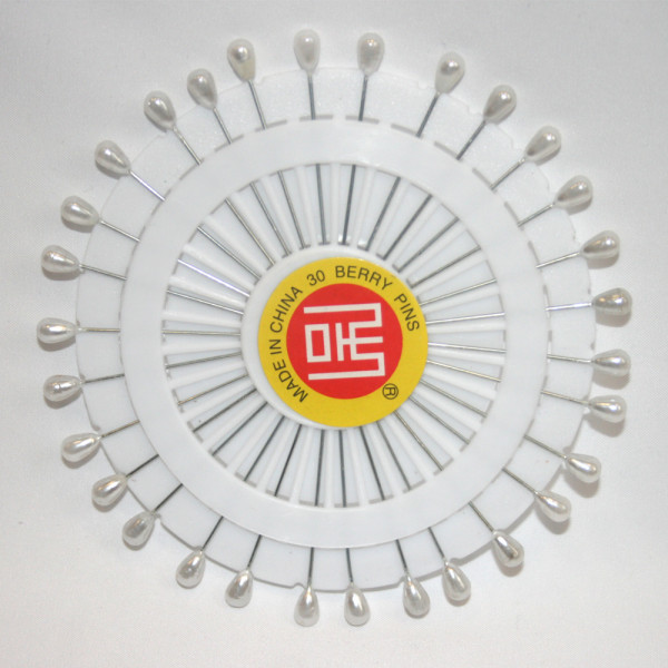 full wheel white pins