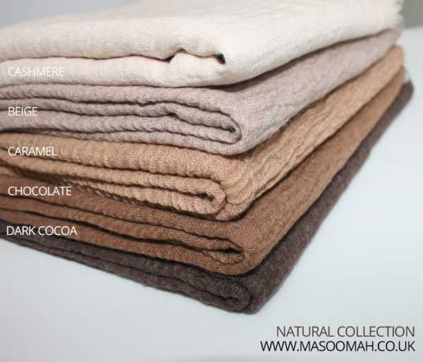 Natural collection new colours
